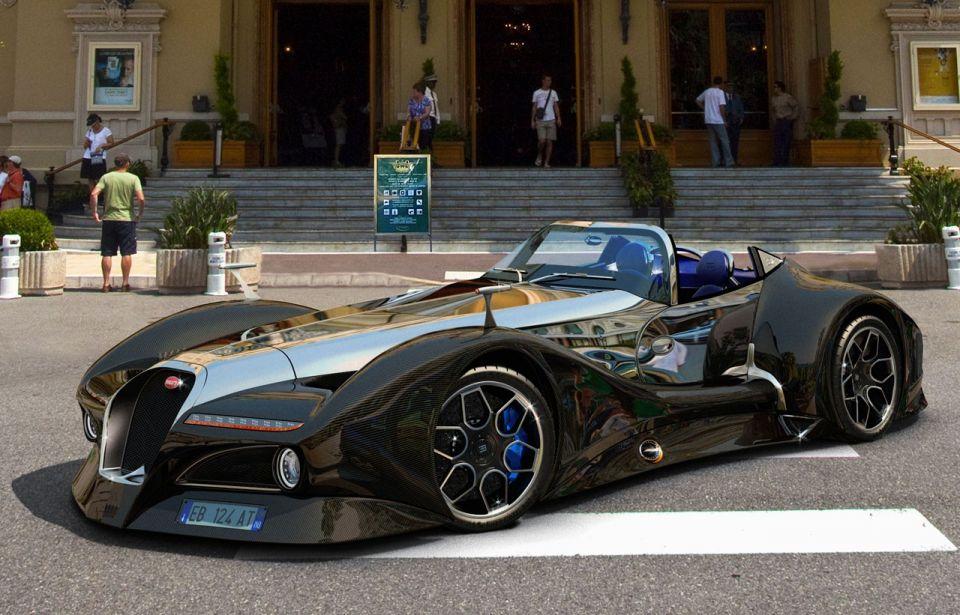 Bugatti 12.4 Atlantique Grand Sport koncept