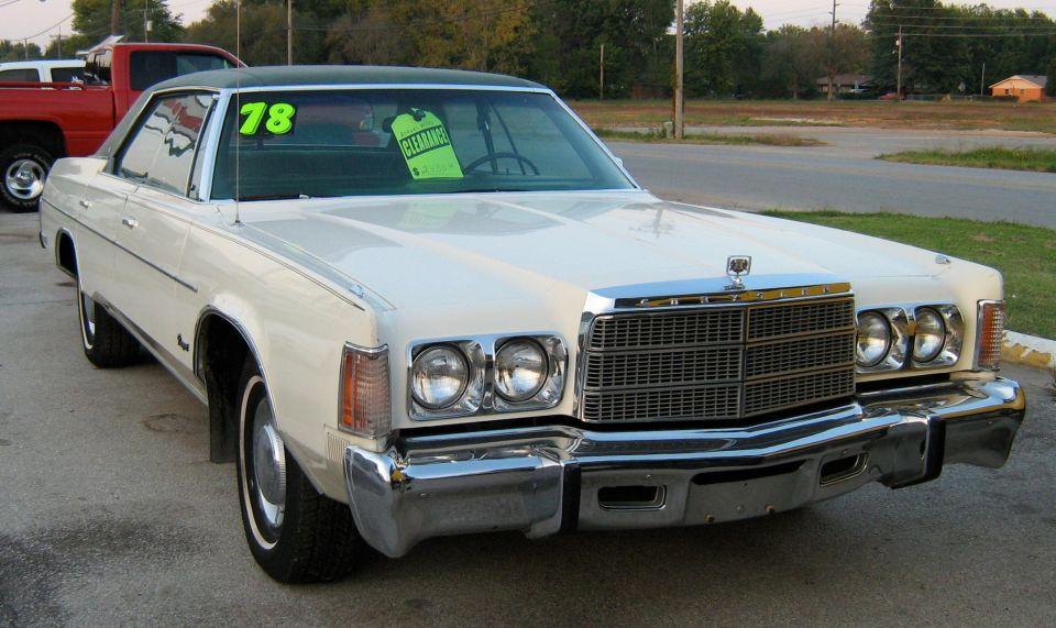 Chrysler Newport 1978