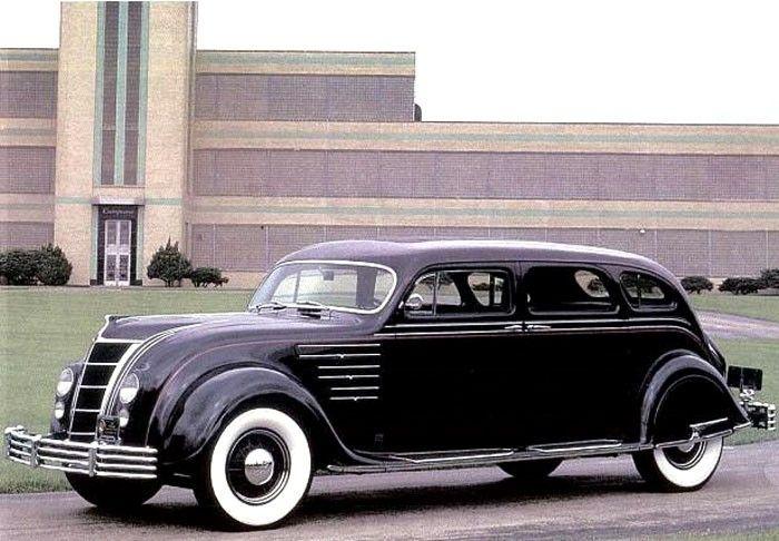 Chrysler Imperial 1934
