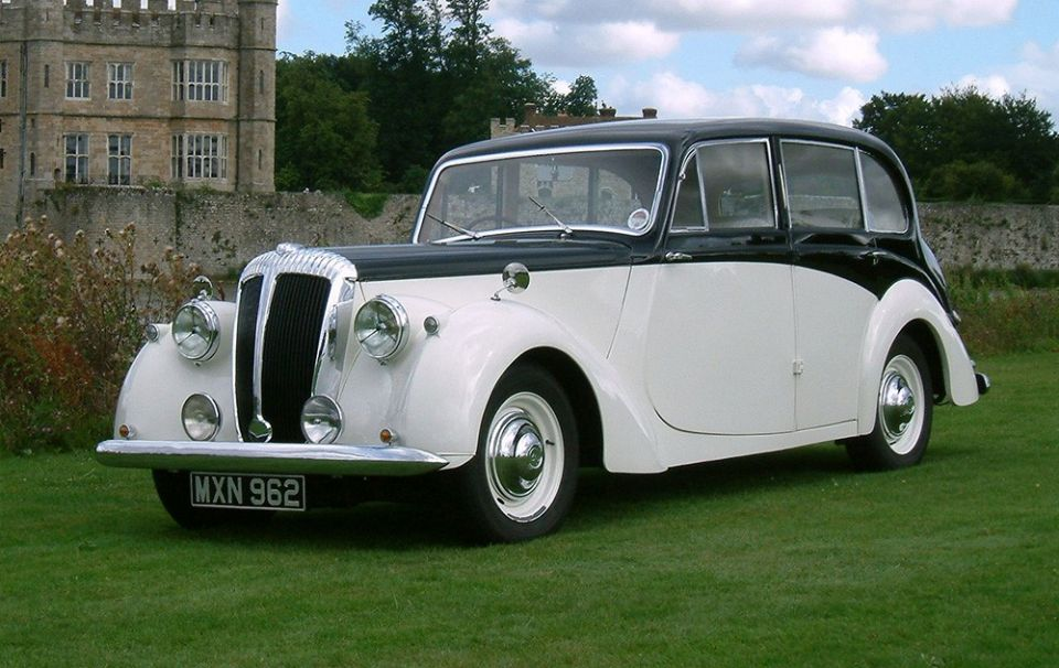 Daimler DB18 Consort 1952