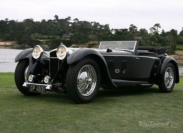Daimler Double 1931