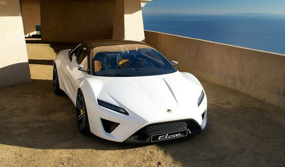 Lotus Elise novi koncept