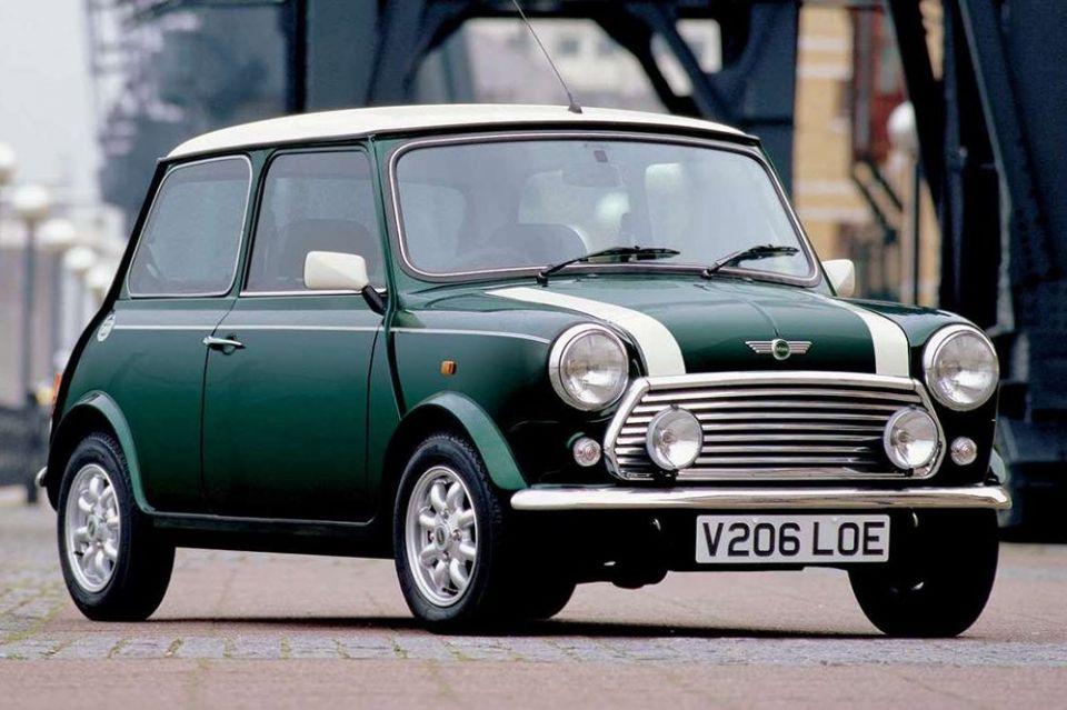 Mini Cooper stari model