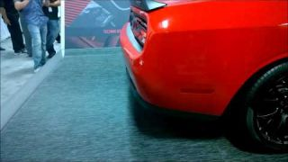 2015 Dodge Challenger SRT Hellcat - Exhaust Note