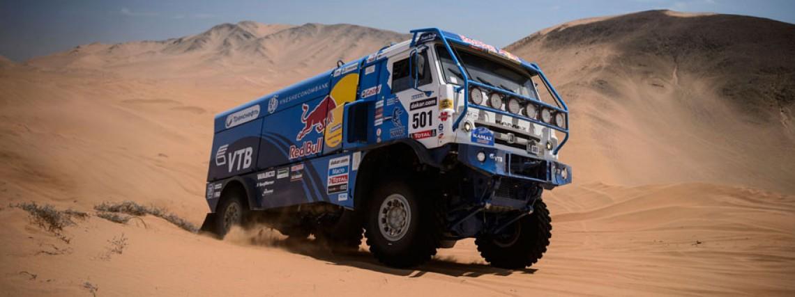 Kamaz kamioni