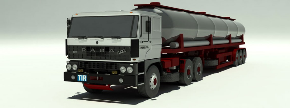 Raba kamioni