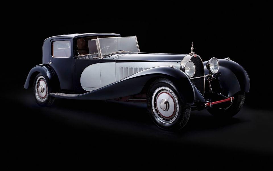 1932 Bugatti 41 Royale Wide