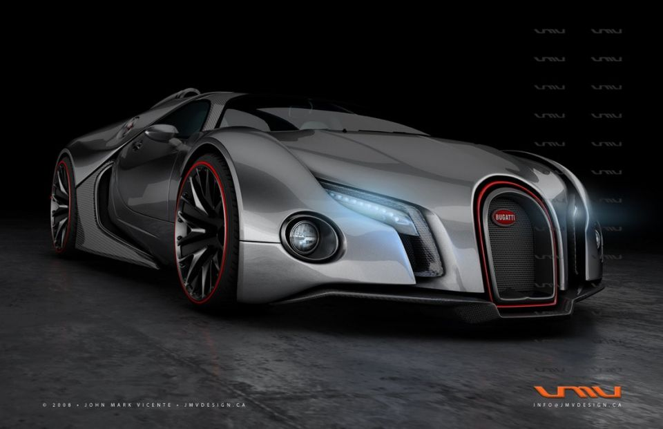 Bugatti Renaissance GT 6