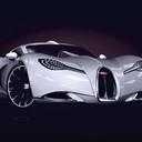 Bugatti Gangloff koncept