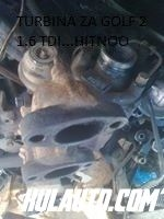 TURBINA ZA GOLF 2 1.6 TDI