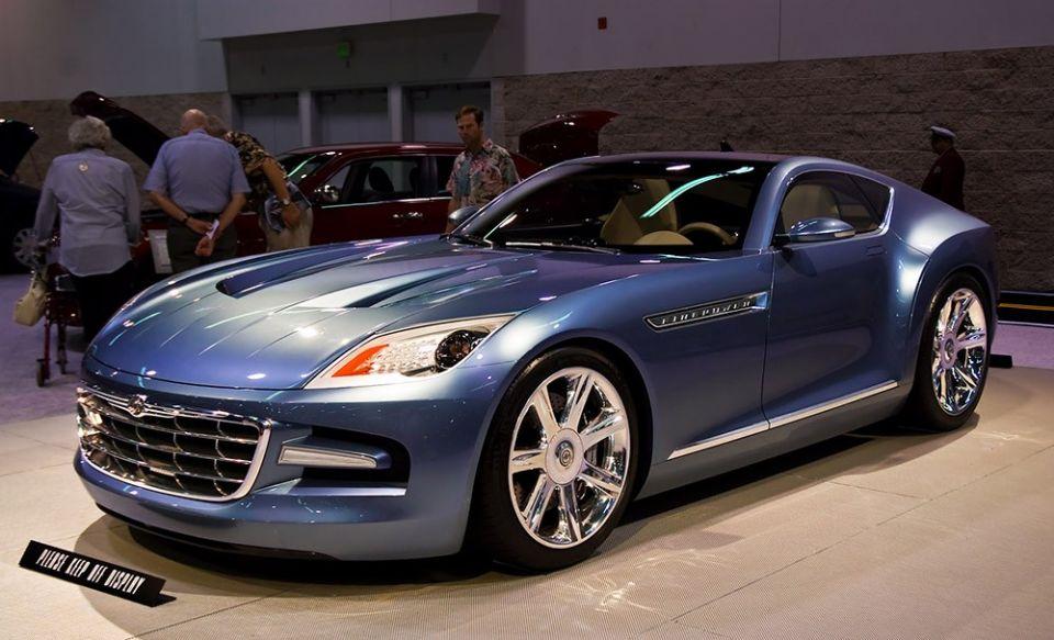 Chrysler Firepower Koncept