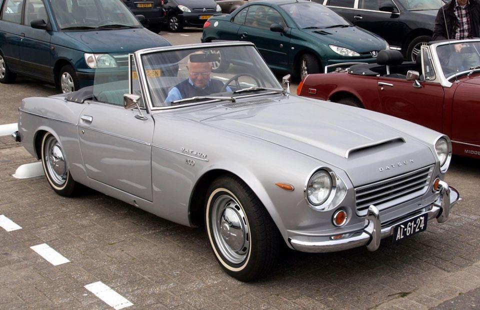 Datsun 1600 Fairlady 1969