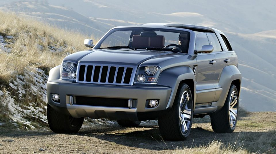 Jeep Trailhawk Concept 2007