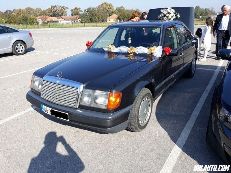 Mercedes W124 200D 105000 KM