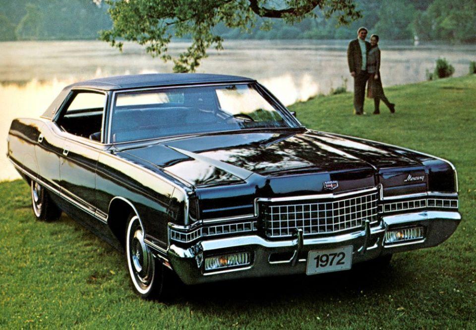 Mercury Marquis 1972