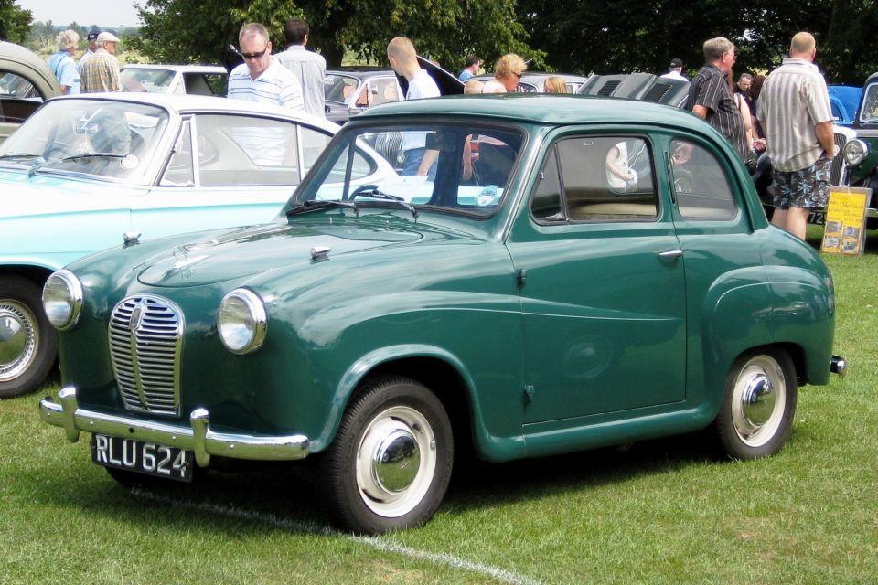 Austin A30 iz 1955 - 803cc