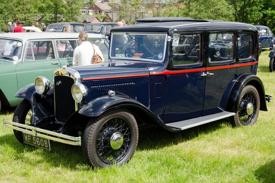 Austin iz 1933. godine