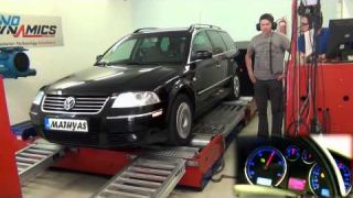 Passat 1.9TDI Dyno test (HD)