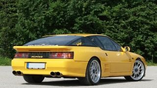 Renault Alpine A610 Turbo Vagif Channel
