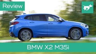 BMW X2 M35i review: hints of the new M135i?